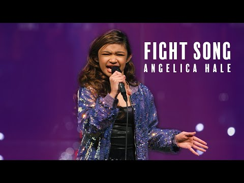 Fight Song | Angelica Hale Music Video