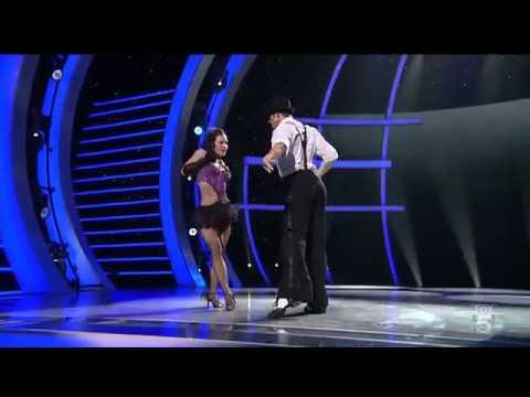 Kathryn and  Ryan _ Cha Cha