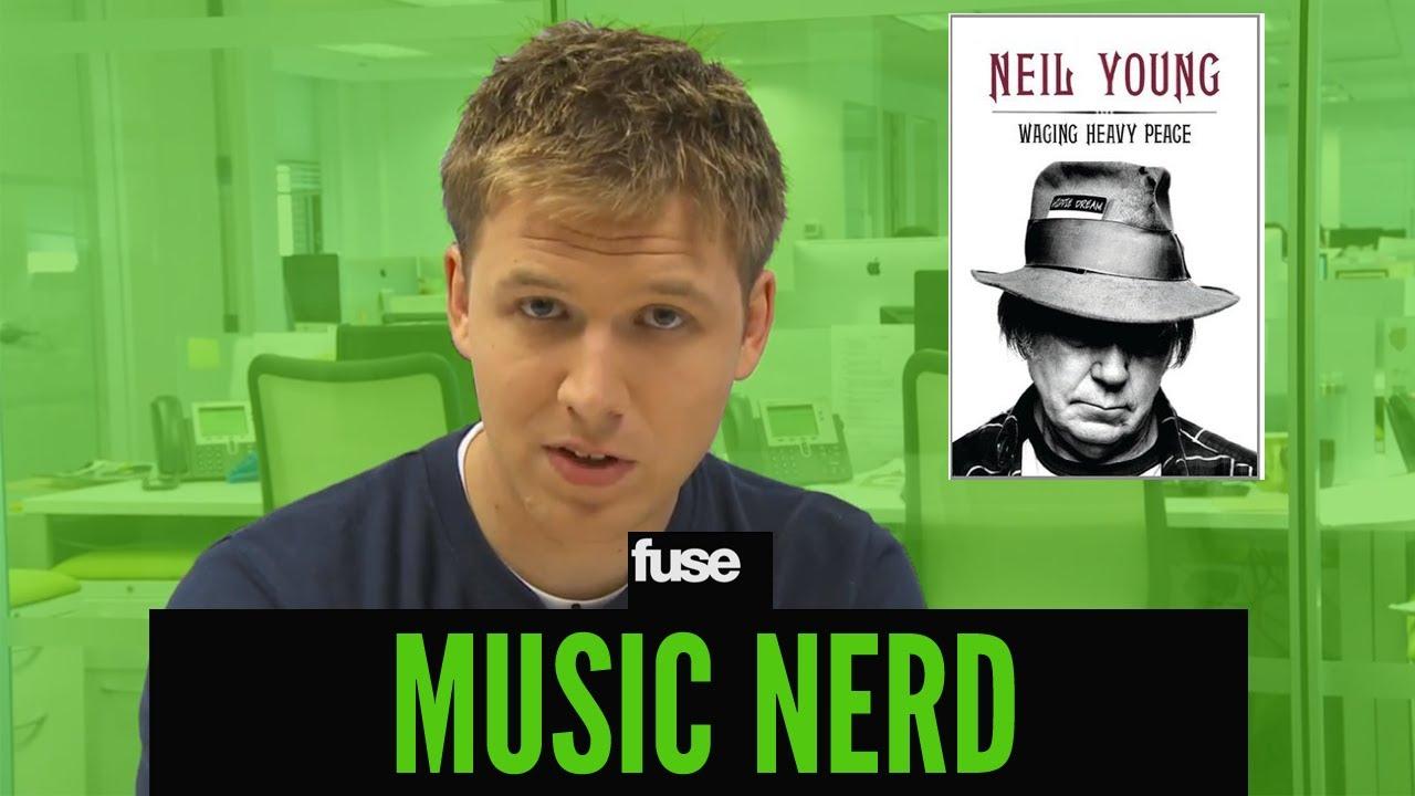 Neil Young S Digital Music Wisdom Music Nerd Youtube