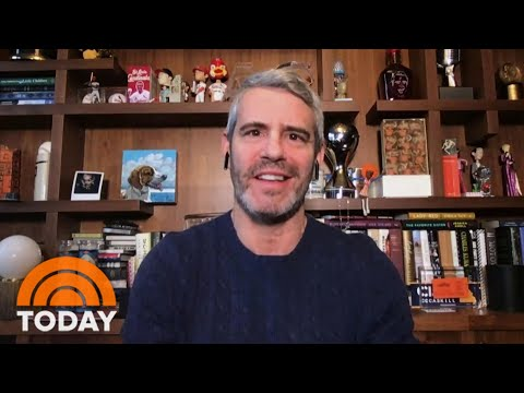 Andy Cohen Talks About Coping With Coronavirus, Reuniting With Son Ben | TODAY