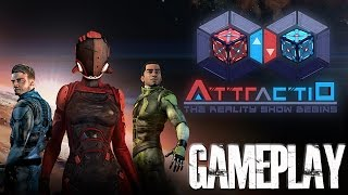 Attractio (HD) PC Gameplay
