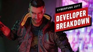 Cyberpunk 2077 CD Projekt Red Gameplay Insights