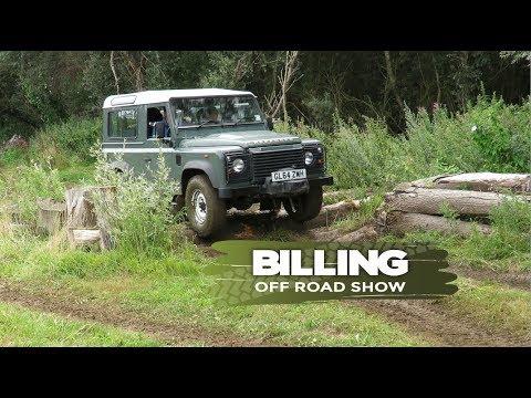 Log Pile Monatge - Billing Off Road Experience 2017