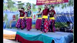 Class 12 Welcome  Class 11 Program Song.RELI KHOLA BAGARA.mp4