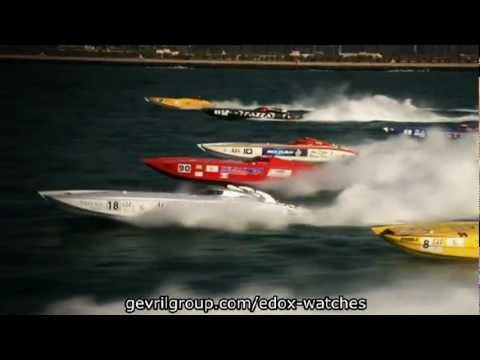 Edox Watches | Edox Class-1 World Powerboat Championship