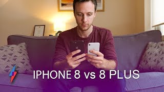 iPhone 8 vs iPhone 8 Plus - REVIEW | Trusted Reviews