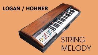 LOGAN STRING MELODY String Machine 1974 | HD DEMO