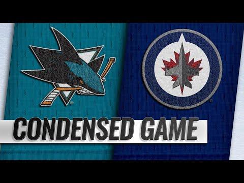 02/05/19 Condensed Game: Sharks @ Jets