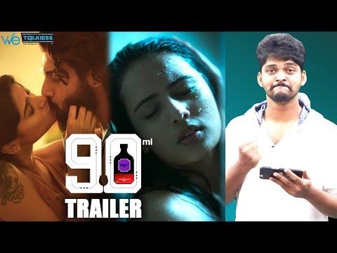 90ML Official Trailer Breakdown - Only for Bhaktas | Oviya | STR