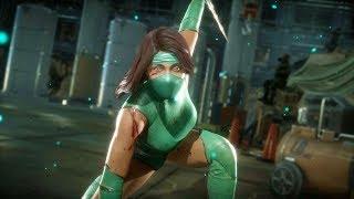 Playing with KLASSIC Jade Green Mask! - Mortal Kombat 11 Online Matches
