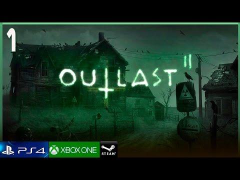 OUTLAST 2 Gameplay Español Parte 1 (PS4 PRO) Walkthrough | JUEGO COMPLETO HD 1080p 60FPS