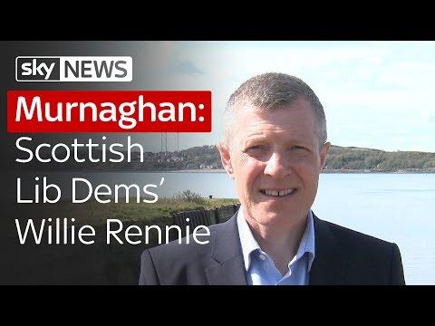 Scottish Liberal Democrats Leader Willie Rennie | Murnaghan