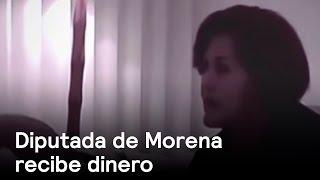 Diputada de Morena recibe dinero que entregaría a AMLO - Despierta con Loret