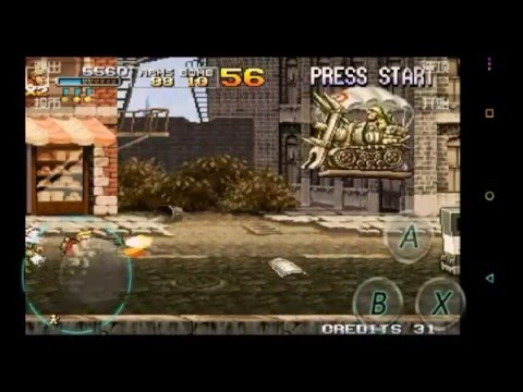 metal slug 4 apk full