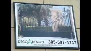Deco Design Center Showroom | Luxury Mahogany Entry Doors | Solid Wood Interior Doors