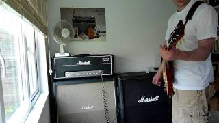 Shoot out: Celestion Greenbacks vs Vintage 30
