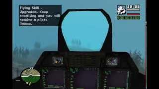 gta san andreas f22 raptor cockpit reuploaded