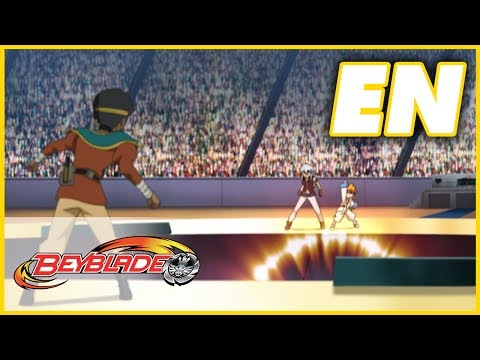 Beyblade Metal Masters: The Third Match, on the Edge - Ep.73