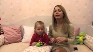 Уроки английского языка для малышей. Учим песенку про черепашку