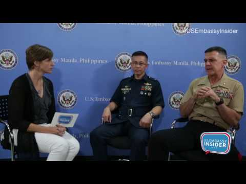 U.S. Embassy Insider on Balikatan 2017