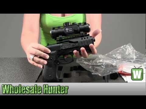 Umarex Beretta Storm M92FS XX-Treme .177 Caliber 2253010 Shooting Gaming Unboxing