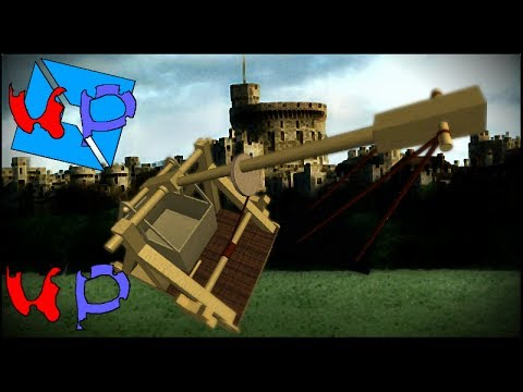 Trebuchet - Roblox Speed Build