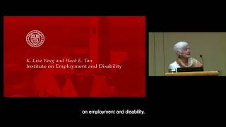 Symposium 8: Disclosure of Serious Mental Illness in the Workplace -- MHSR 2018