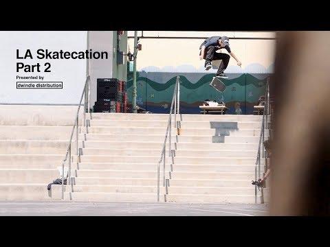 LA Skatecation Part 2