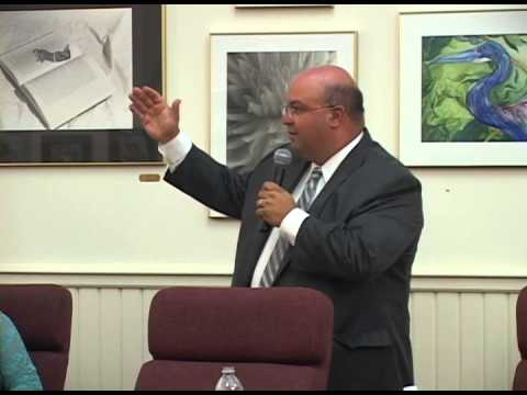 Vernon, Connecticut Board of Education New Superintendent 2015