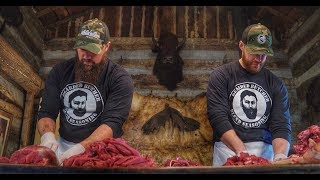 Complete Guide on How To Butcher a Deer | Full Version