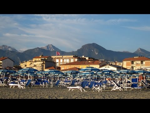 Lido di Camaiore, Province of Lucca, Tuscany, Italy [HD] (videoturysta)