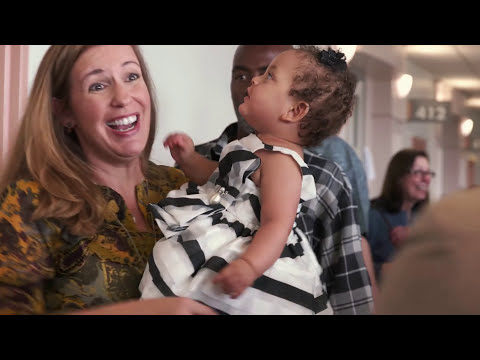Katie's Adoption Story