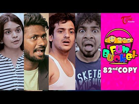 Fun Bucket   82nd Copy   Funny Videos   by Harsha Annavarapu   #TeluguComedyWebSeries