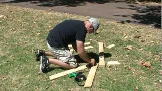 Victoria Park - Sawhorse Assembly Challenge