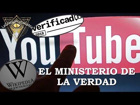 Youtube y el ministerio de la verdad