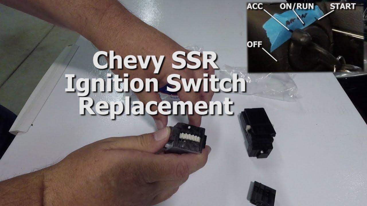 medium resolution of  retrocarguy530 chevyssr ignitionswitch