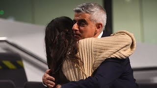 video: Sadiq Khan wins second term as mayor of London but Labour support in capital wanes