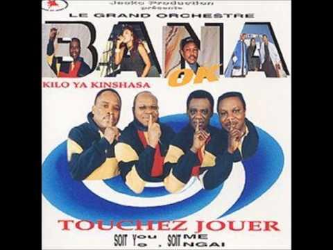 (Intégralité) Bana Ok - Kilo ya Kinshasa/ Touchez Jouer 1998 HQ