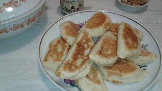 Пирожки с тыквой и орехами ЧУДУ.