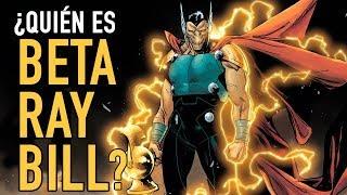 ¿Quién #@$!  es Beta Ray Bill? El dueño del Stormbreaker