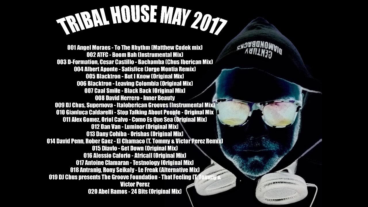 1b51f628446 Tribal House Maj 2017 Mix by Dj Cvele - YouTube