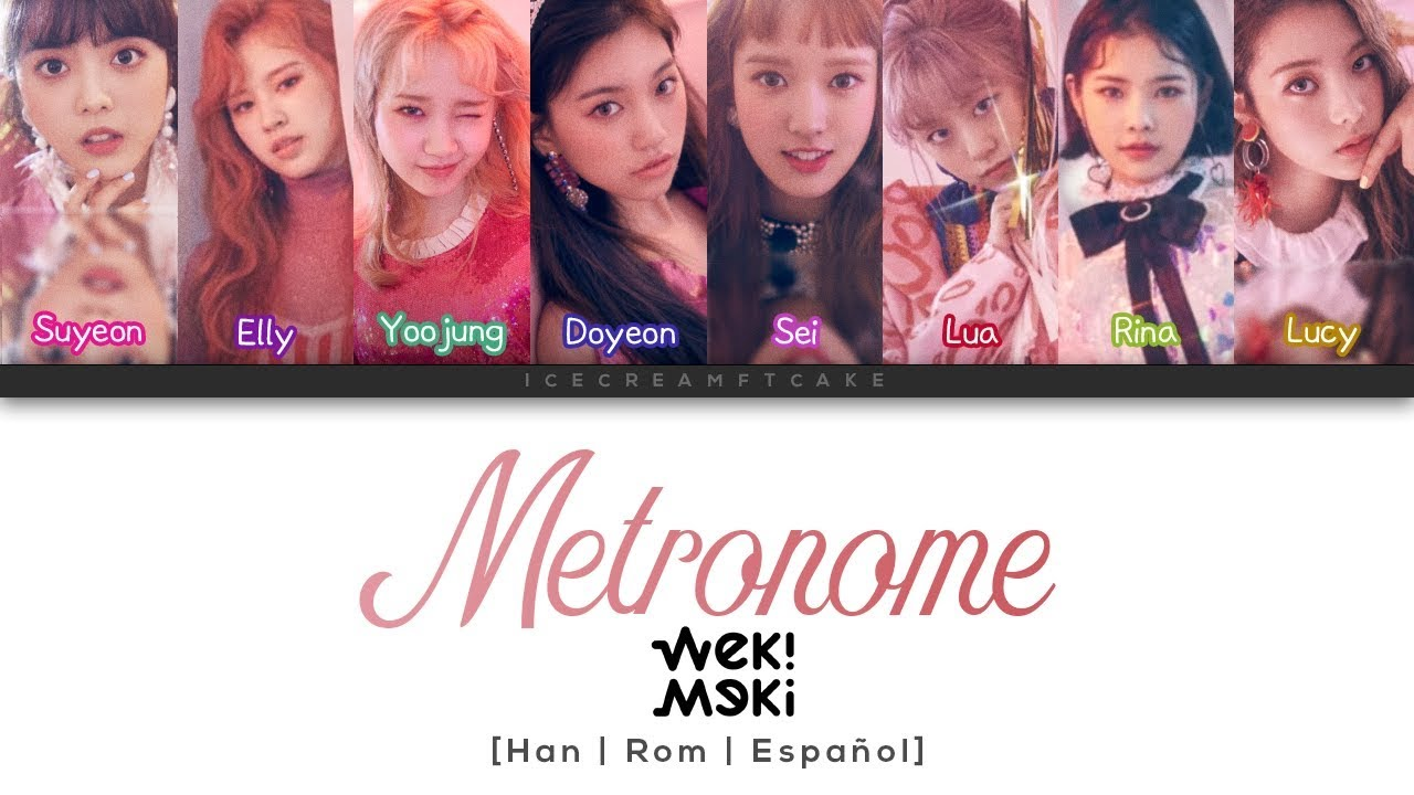Weki Meki – Metronome (위키 미키)