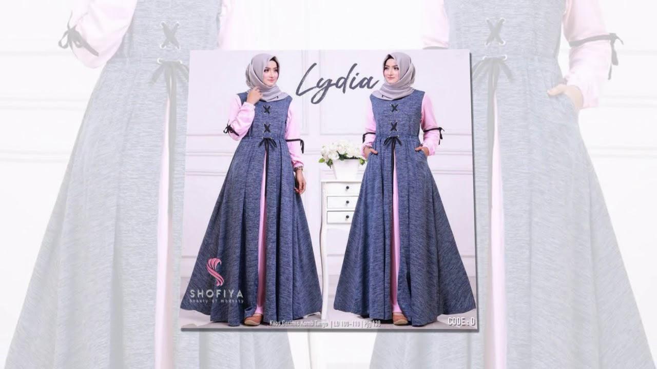 Baju Muslim Jaman Sekarang Hijab Muslimah