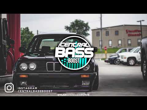 Bushey - Hollywood (Prod. Lewis Cullen) [Bass Boosted]