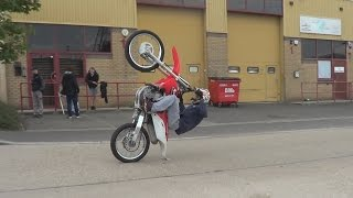 BIKE LIFE UK / JUST ANOTHER SUNDAY AT BRIMSDOWN / WHEELIES
