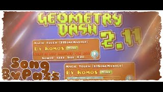 Geometry Dash 2.111 Song ByPass (for Collab :3)