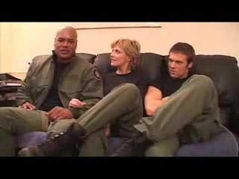 Stargate sitdown with the cast