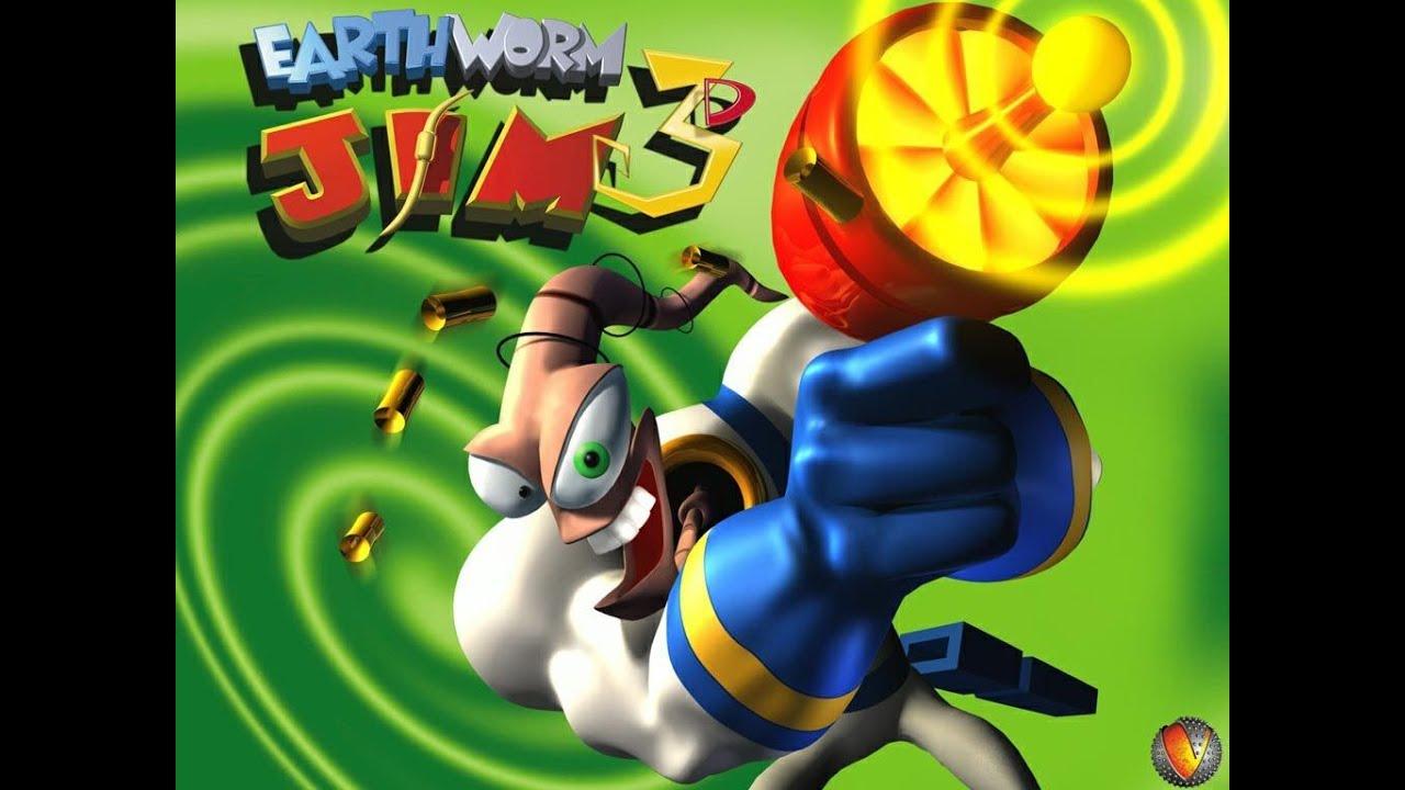 Earthworm Jim 2 Download Game