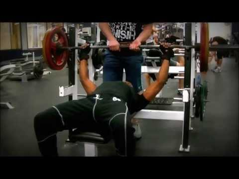 Powerlifting with Calisthenics Episode 9 PRs BABY! [Bench Press and Back Squat]