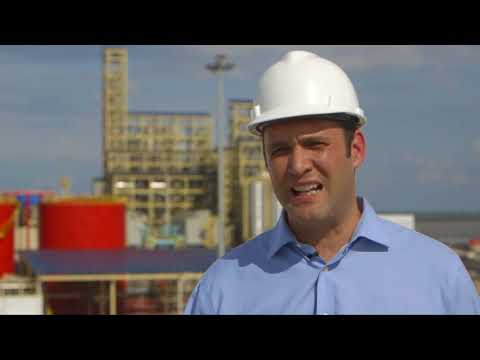 Sinar Mas Cepsa new Chemicals plant in Indonesia